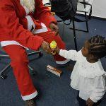Weihnachtsfeier bei NANA