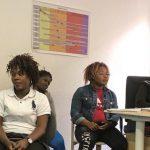 AMIN-Workshop in der Geschäftsstelle