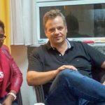 Gespräch zwischen Edell Otieno und Dr. Nils Schübel