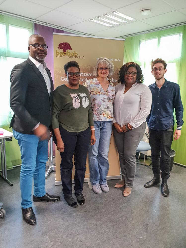Workshop zu FGM in Göttingen