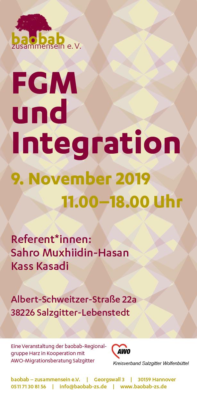 FGM und Integration