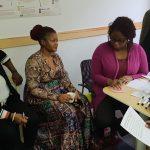 Workshop über die Geschlechtergleichstellung in der Migration