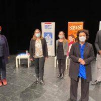 Podiumsveranstaltung zu Gewalt gegen Frauen in Niedersachsen