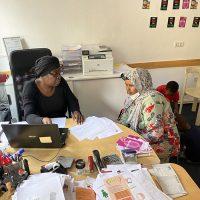 FGM-Beratung in der Geschäftsstelle