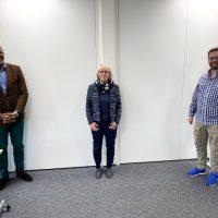 Arbeitsgespräch in Braunschweig